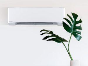 Klimaanlage mit Luftreinigungsfunktion